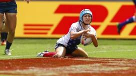女子日本がスペイン倒しシドニーセブンズ9位 優勝はNZで今季4冠目