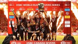 NZが6季ぶりのワールドシリーズ制覇へ前進 カナダは大観衆の前で自国大会3位と健闘