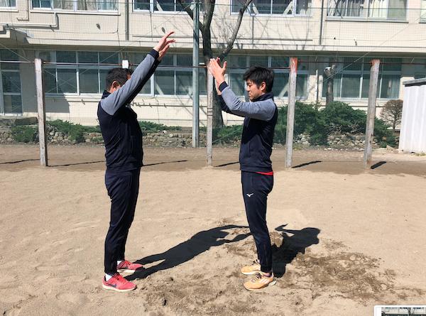 【動画メニュー】初心者から育てる。浦和高校のトレーニング [3]