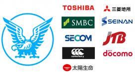 ラグビー日本代表、協賛企業との契約を改定。大正製薬は「トップパートナー」に