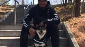愛犬ジャックスと、日本代表ティモシーの馴れ初めに編集者どきり。