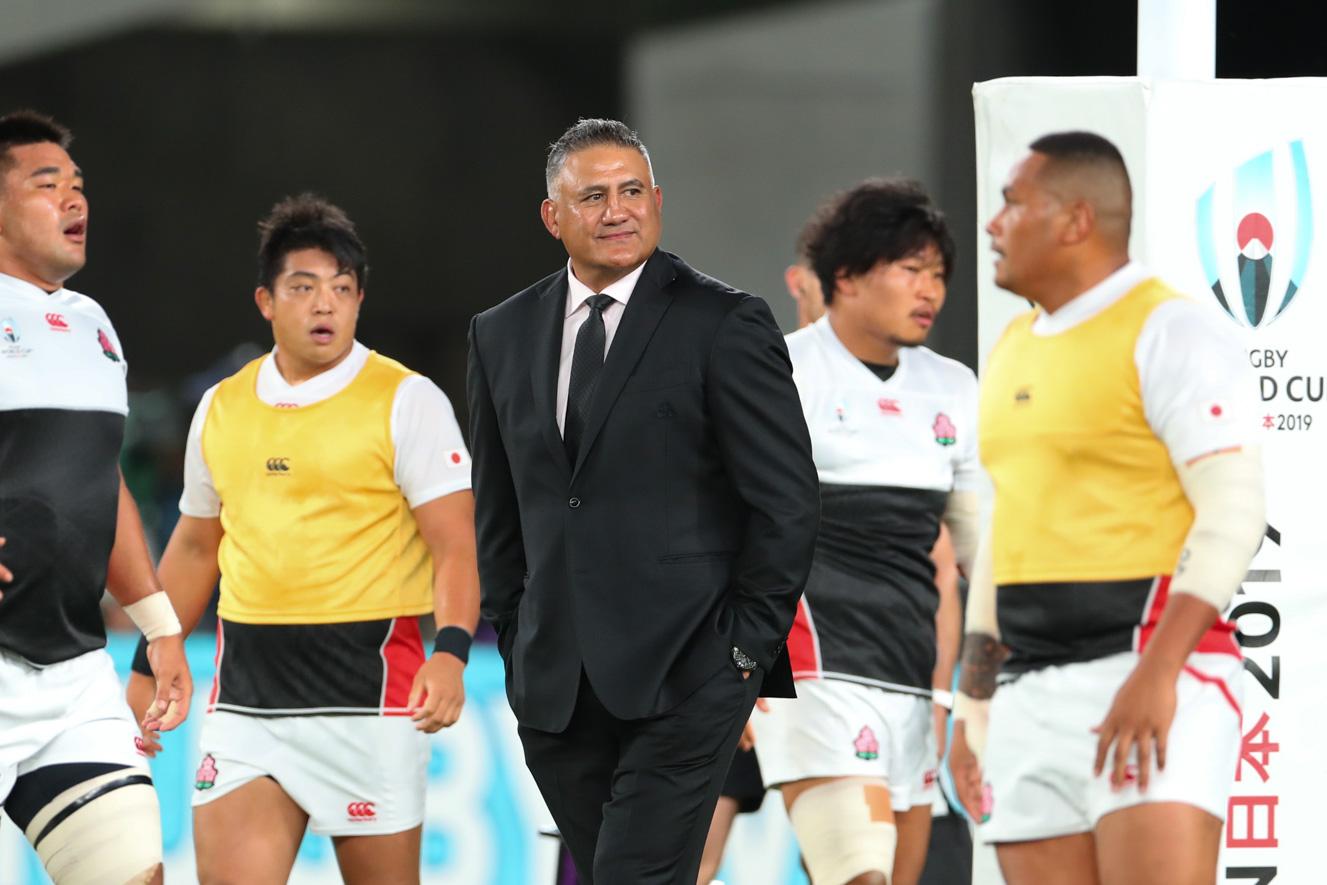 【コーチングアワード】 日本代表ジョセフHCに特別大賞、最優秀賞は早大・相良監督