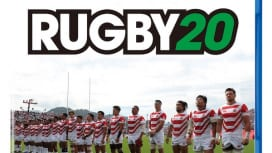 PS4 [RUGBY 20]をラグビーキッズ100名にプレゼント!