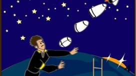 ラグビー金言【2】立ち止まるな。私は宇宙に行くまで35年かかった。