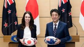 コロナ対策で称賛されるNZ首相はチーフスファン 「スポーツ再開は正常へ戻る大きな兆候」