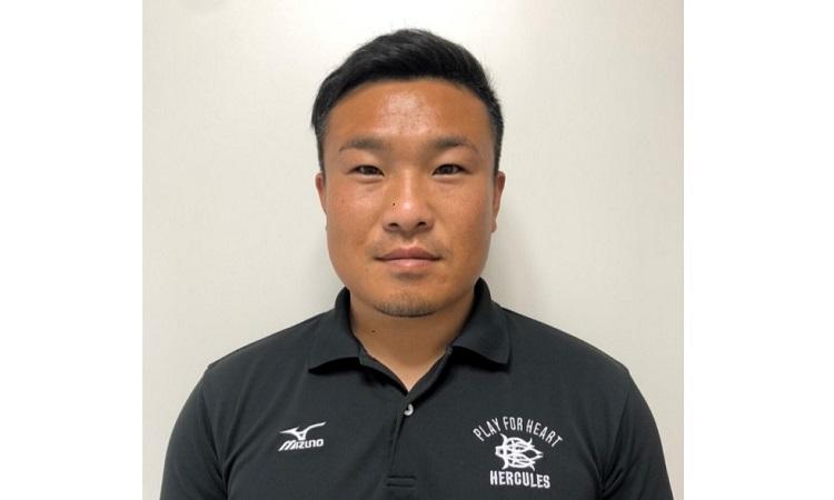 大体大ヘッドコーチに元日本代表の安藤氏が就任 「ヘラクレス軍団復活へ向け全力で取り組む」