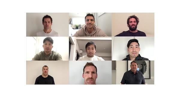 9人のスターから日本のファンへ。STAY HOMEメッセージ