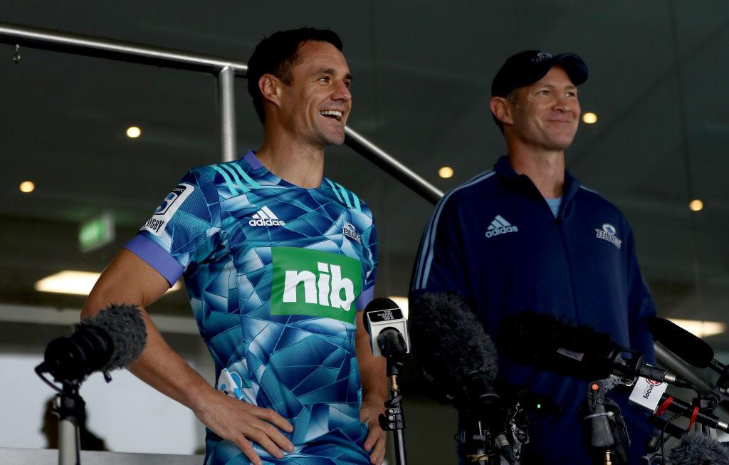 「ラグビーが恋しい」 カーター現役続行! 獲得したのは母国NZのブルーズ!