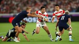 【おススメ動画】RWC2019スター 福岡堅樹(YouTube/World Rugby)