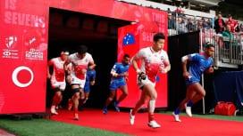 今季ワールドセブンズシリーズ残り大会中止、NZが男女とも総合優勝。日本男子は昇格決定!