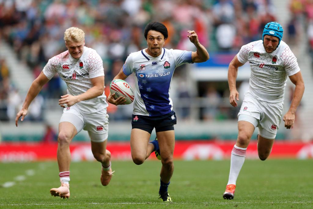 東京オリンピック代表候補のスピードスター、松井千士がサントリー退団。