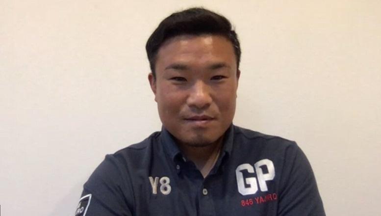 大体大の安藤栄次・新ヘッドコーチが「(選手に)目線を合わせる」と誓うわけ。