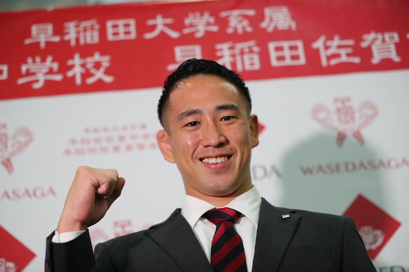 早稲田佐賀高にラグビー部。山下昂大監督の胸には、未来の部員に話す言葉あり。