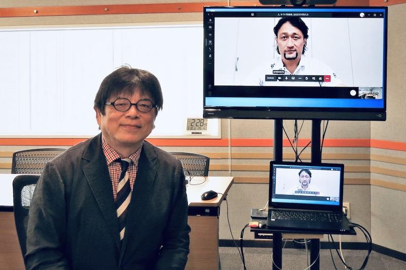 鉄人キンちゃん登場! 「藤島大の楕円球にみる夢」、6月1日放送