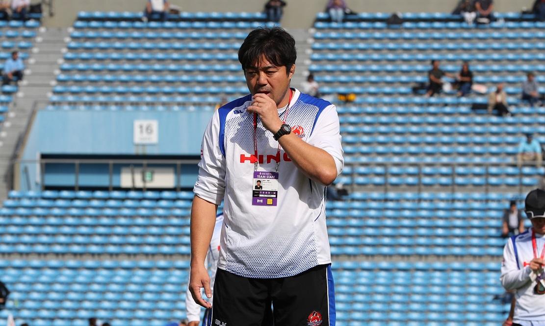 日野レッドドルフィンズ 新ヘッドコーチに元日本代表主将の箕内拓郎氏が就任