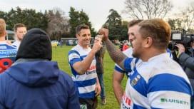 NZの英雄カーターが原点で活力注入 故郷のクラブで6年ぶりにプレー