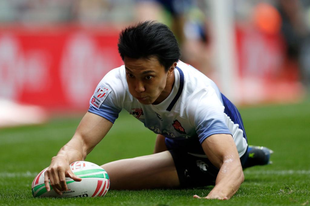 東京五輪セブンズ日本代表候補の松井千士はキヤノンへ 「より一層自分の成長に繋がると思う」