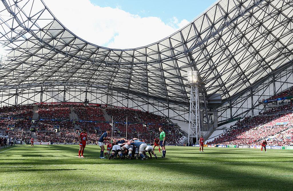 欧州クラブラグビー大会決勝はマルセイユから変更へ 公衆衛生対策不十分のため