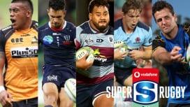 【スーパーラグビー AU】 豪州全5チーム 写真付き選手名鑑