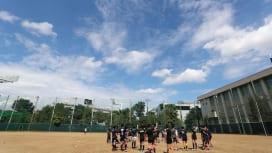 都立青山高校ラグビー部2020【上】 新入部員19人! この学校でいちばん本気になれる。