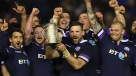 元スコットランド代表主将バークレーが現役引退 「何より恋しいのは、試合後の友情と充実感」