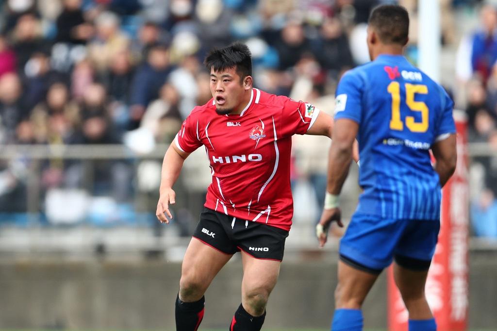 「選手も普通の人間」。33歳の日本代表経験者・浅原拓真が2020年の日野で思ったこと。