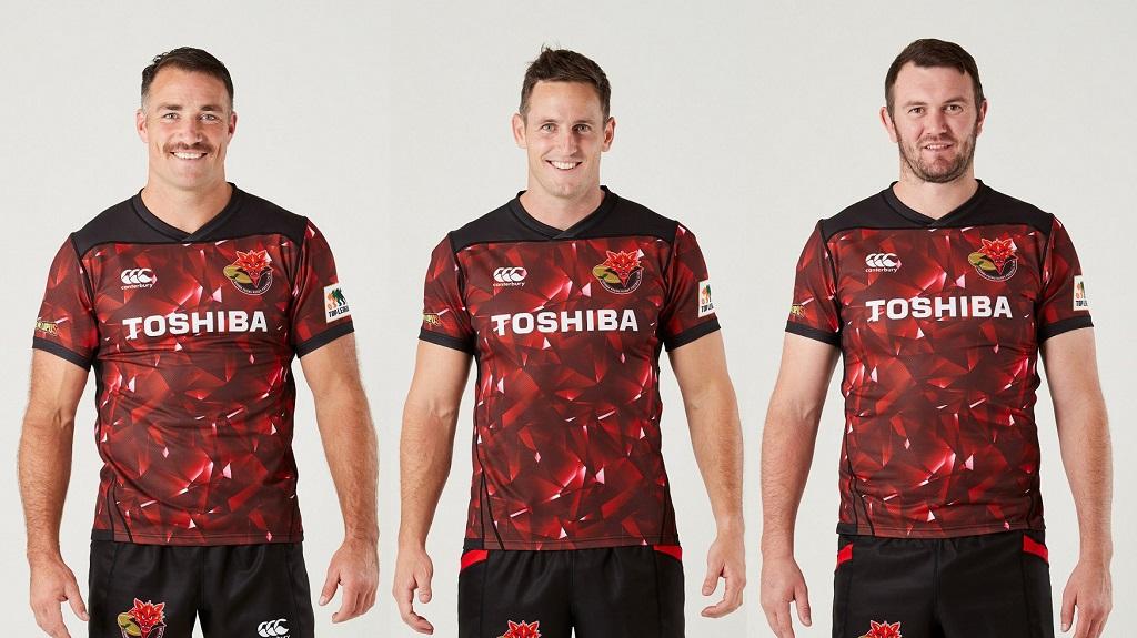 カフイら3選手が東芝退団 元NZ代表10番テイラーなどがブレイブルーパス新加入