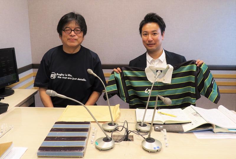 「藤島大の楕円球にみる夢」は9月7日。『スイカ』の話、満載だ。