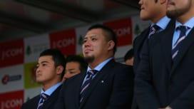 湯原祐希さん訃報 日本ラグビー協会の森重隆会長「驚きと悲しみで言葉もない」