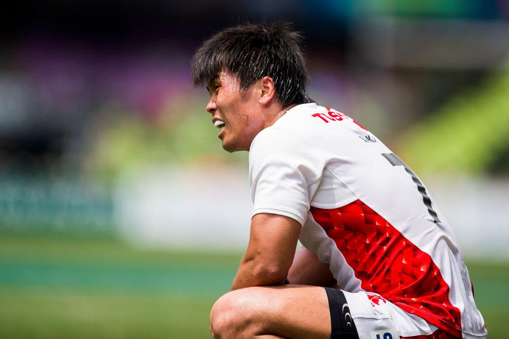 東京五輪へ向け、お役御免とはなりたくない。セブンズ愛する32歳の坂井「恩返しがしたい」。