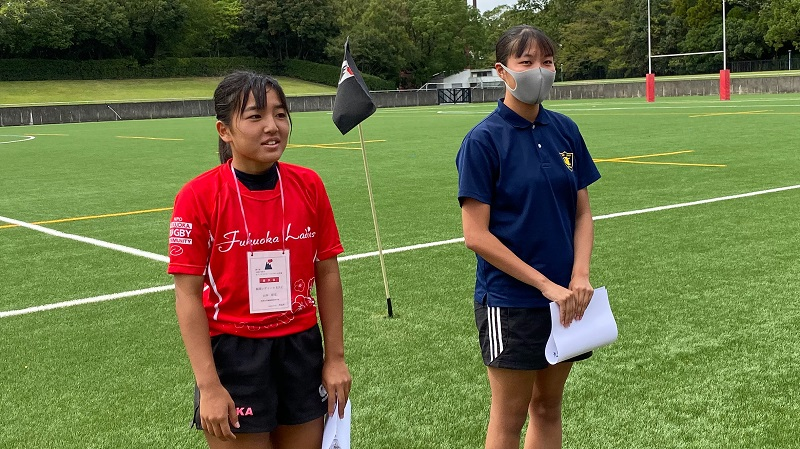 全国U18女子セブンズの組分け決定 10月24、25日に熊谷で開催