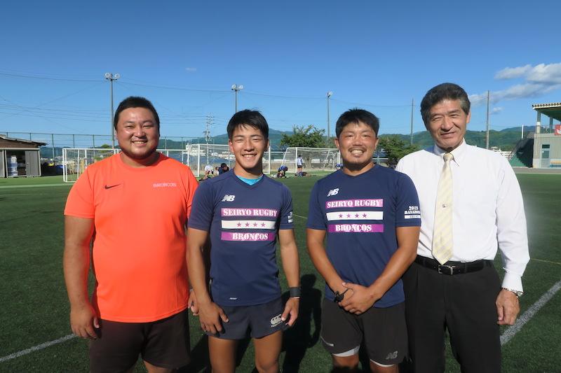 【ラグリパWest】学校一丸、中四国の雄へ。松山聖陵高校
