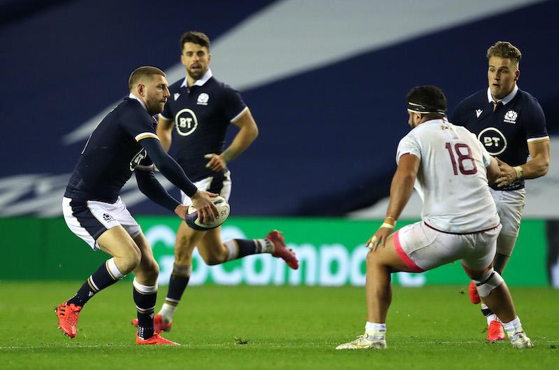 スコットランド、ジョージアに大勝。久々のテストシリーズへ弾み。