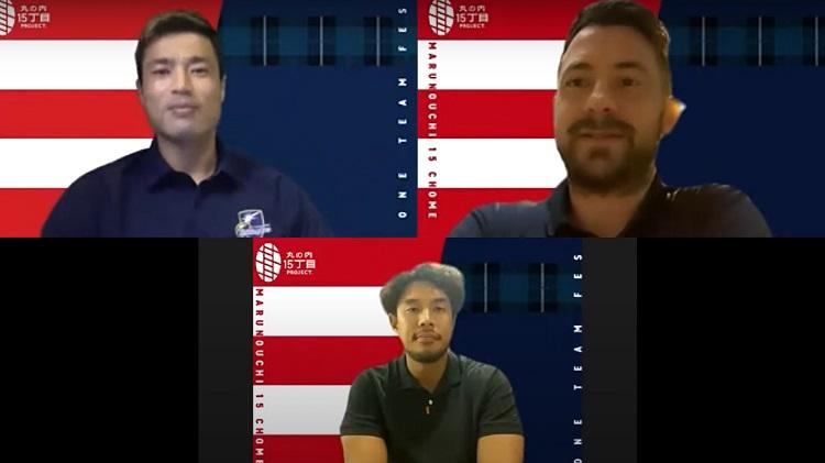 山中亮平とグレイグ・レイドロー。日本大会の歴史的一戦を振り返る。