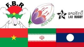 ワールドラグビー加盟は128協会に拡大 ブルキナファソ、イラン、ラオスが正式加盟