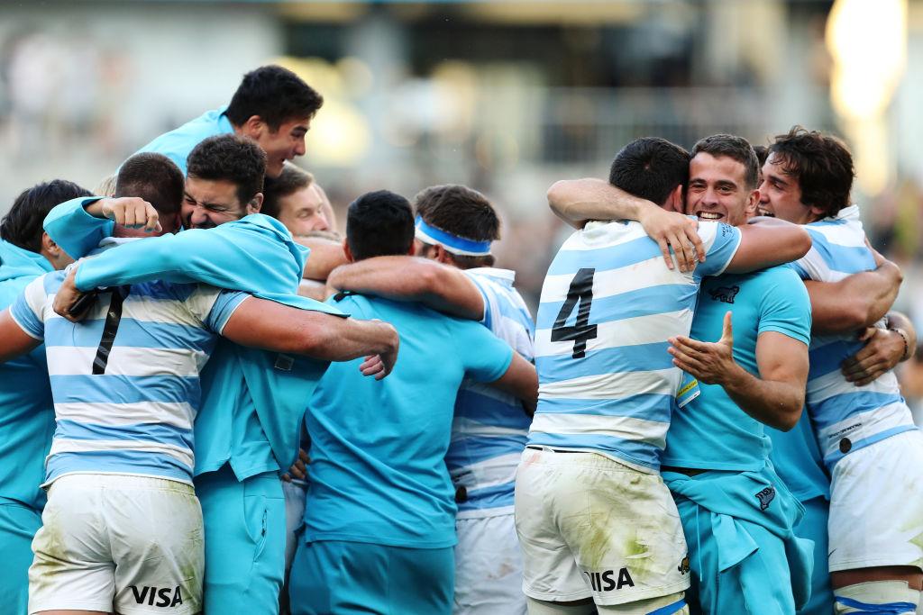 アルゼンチン代表が歴史的初勝利! 30回目の挑戦でついにオールブラックス倒した!