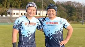 福岡県出身のヤマハ発動機ジュビロ選手が故郷での強化試合で活躍