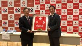 コカ・コーラレッドスパークスと九州産業大学が共同研究契約を締結