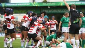 急成長する女子ラグビー ワールドカップ拡大で2025年大会から4増の16チーム出場へ