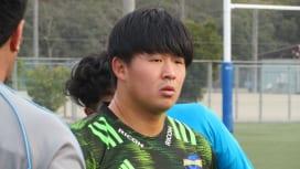 試練乗り越えた天理大の谷口祐一郎、明大との4強対決で最後まで「槍」になる。