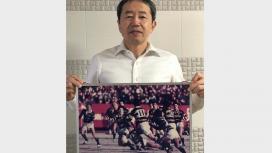 1985、大学決勝で幻のトライ。主将の松永さんが誓う「大逆転」
