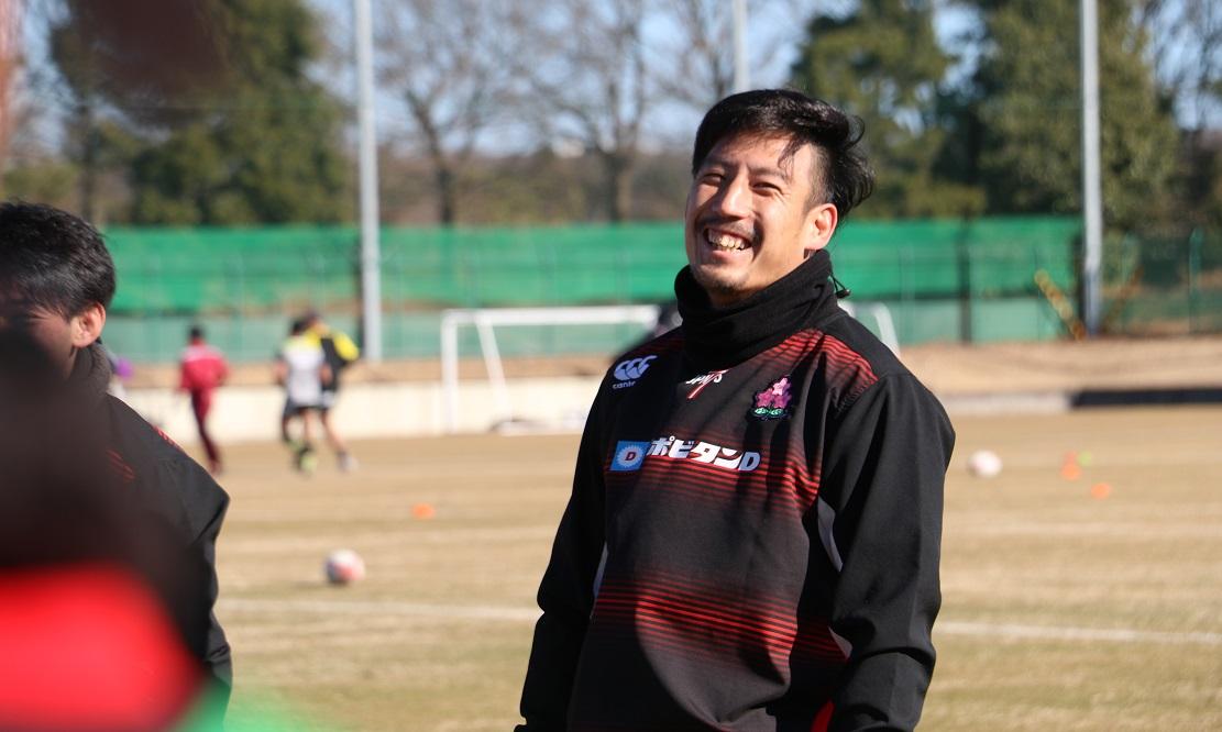 コロナ禍でも東京五輪へ強い思い 7人制ラグビー代表候補の小澤大「覚悟を持ってやっている」