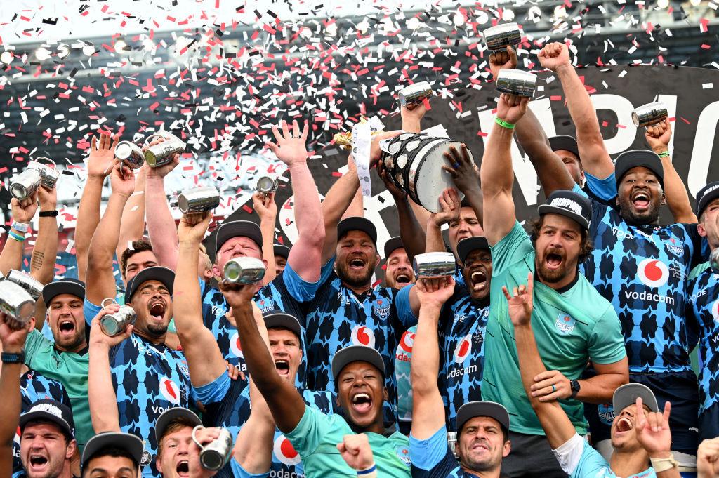 南アのカリーカップ決勝は100分の激闘 ブルズが延長戦制し11季ぶりに優勝