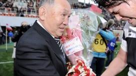 ラグビー王国より吉報届く。坂田好弘氏、ニュージーランドから勲章