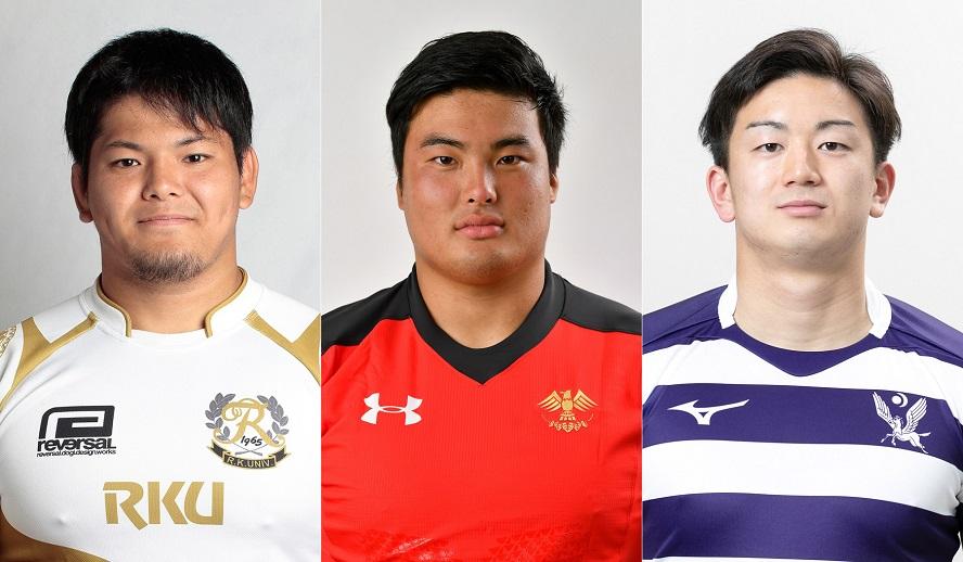 キヤノンイーグルスに元U20日本代表の津嘉山ら7選手が新入団