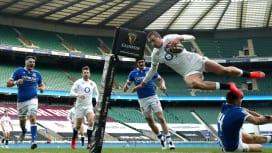 黒星発進のイングランドが欧州連覇へ向け再起動 イタリアを下す