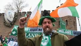 2031年のラグビーW杯開催に英国とアイルランドが共同で立候補検討