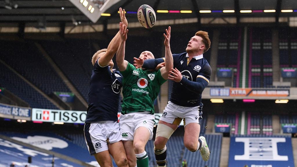 スコットランド2敗目喫し優勝争い脱落 アイルランドは宿敵との歴史変える通算67勝