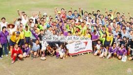 日本協会が「スポーツ・フォー・トゥモロー」認定事業 サーキットトレーニング動画公開