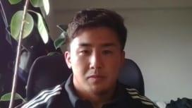 「0-97」から約1年。NTTドコモの佐藤大朗、神戸製鋼戦で「進化」示したい。